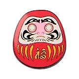 Zxx17 Geeignet für Weihnachten Hochzeit Dekoration Geburtstags Geschenk Kleidung Dekoration Schmuck Zubehör,National Fengshen Tier Aufkleber drucken chinesischen Segen Gesicht Brosche