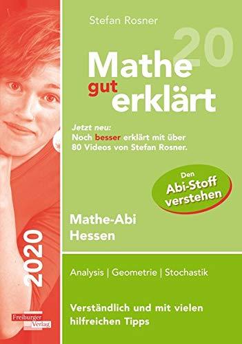Mathe gut erklärt 2020 Hessen Grundkurs und Leistungskurs
