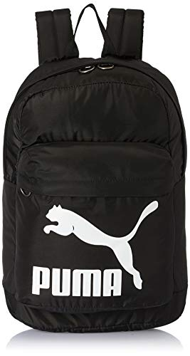 Puma Originals Backpack Mochilla, Unisex Adulto, Black, OSFA