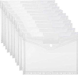 Mattio Fundas multitaladro folio-cristal 90 micras transparente 100 unidades