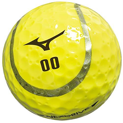 MIZUNO(ミズノ)ゴルフボールネクスドライブスポーツボール1ダース(12個入り)5NJBM32070