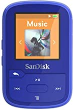 SanDisk Clip Clip Sport Plus  - Reproductor MP3 , 16GB, Azul