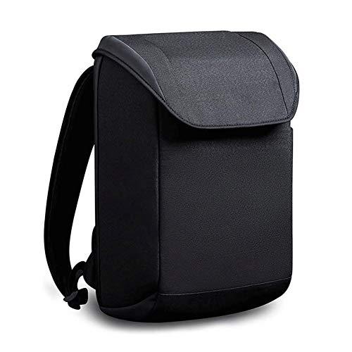 Bdesign Laptop-Rucksack, Wasserdicht Stoff Wandern Rucksack, dick und stark schwarzen Laptop-Daypack for Outdoor-Camping-Trekking Touristen, 32 * 15.5 * 45 cm