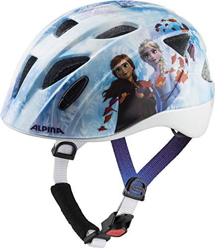 ALPINA XIMO DISNEY Fahrradhelm, Kinder, Disney Frozen, 45-49