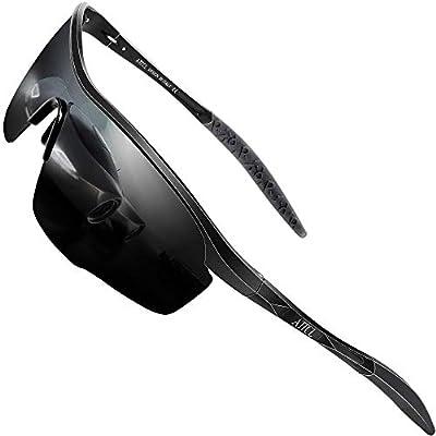 ATTCL Herren Polarisierte Sonnenbrille