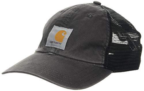Carhartt Herren Buffalo Cap, Black, OFA