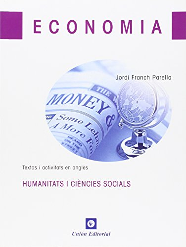 Economia: Humanitats i Ciències Socials (Dinero, banca y finanzas) - 9788472096011