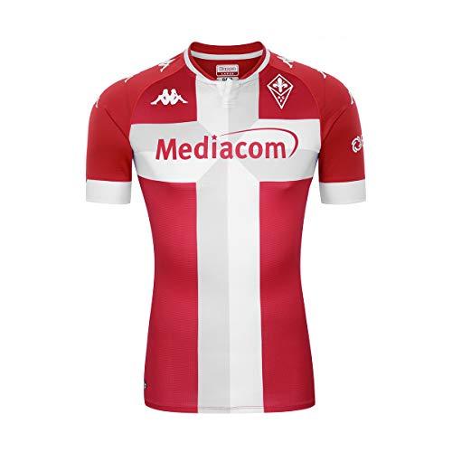 Kappa ACF Fiorentina Tercera Equipación Pro 2020-2021, Camiseta, Talla L