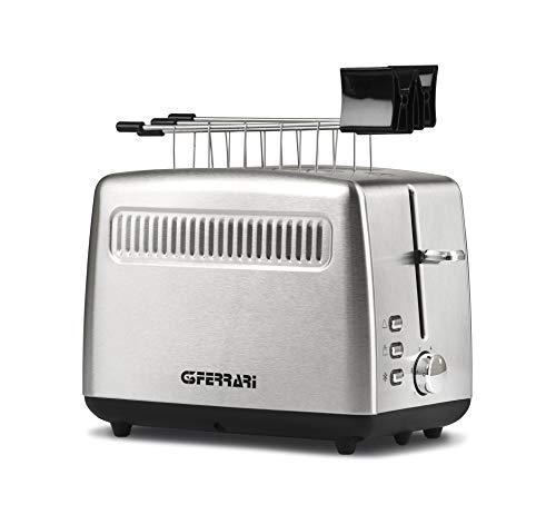G3Ferrari G1006400 Tostadora, 920 W, Acero