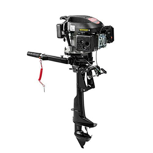 Best Buy! 3.5-18HP 2-4Stroke Outboard Boat Motors Boat Engine (4 Stroke 6 HP)