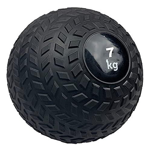 PLUY Fitness Pelota Medicinal Slam Ball,Gimnasio en casa,Entrenamiento de Fuerza,Entrenamiento Cruzado,Entrenamiento físico,Pelota de Fitness (tamaño:8 kg/17,6 LB)