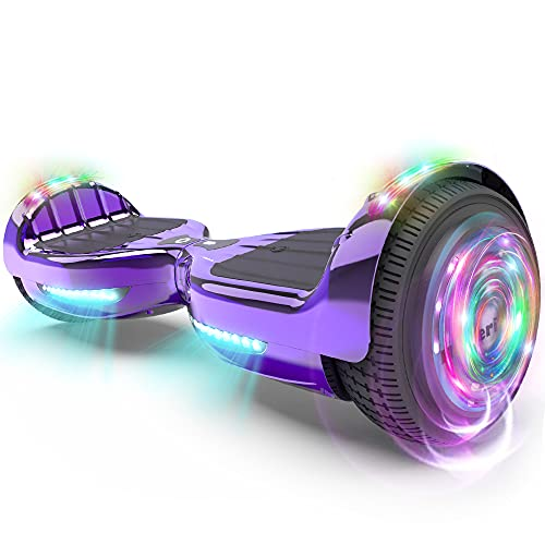 Hoverboard (Chrome Purple)