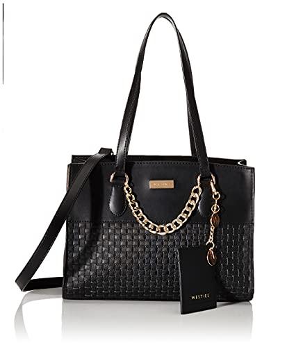 Westies HBARAMAC3WE BLACK Bolsa SHOULDER BAG para Dama