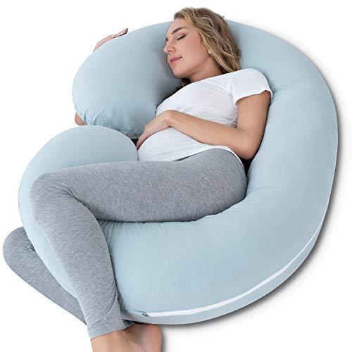 Almohadas corporales y para embarazadas marca INSEN