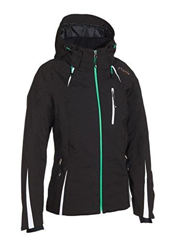 Phenix Damen Orca Jacket Skijacke, Black, 38