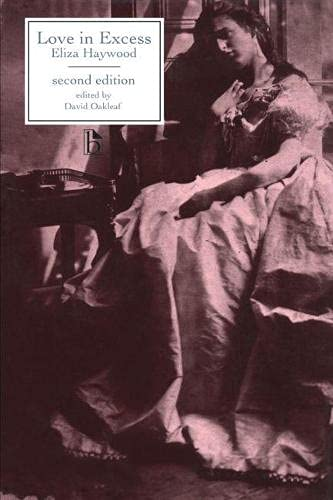 Love in Excess (Broadview Literary Text)