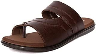 HEALTH FIT Men's PU Diabetic & Orthopedic Footwear