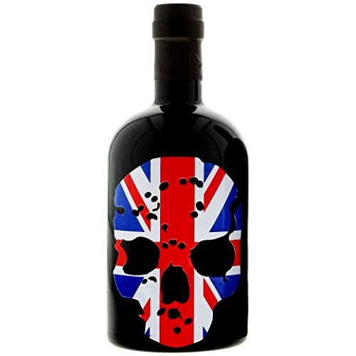 Vodka - Ghost Union Jack Skull 70 cl