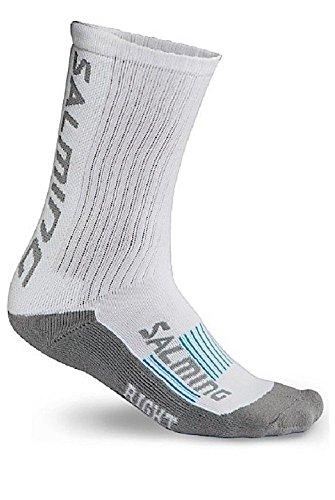 Salming–365Advanced Indoor Sock, White, Gr. EU 43–46