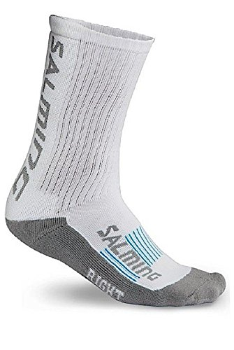 Salming 365 Advanced Indoor Sock, Weiß, UK 6-8, EU 39-42