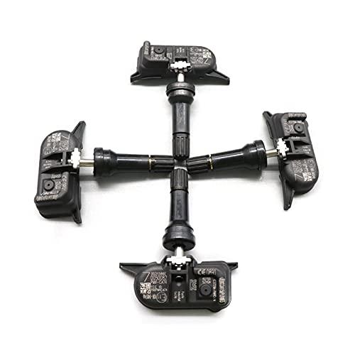 CAIBING ZHUJUNWEN TPMS Monitor de presión de neumáticos Sensor Sensor PMV-CA74 40700-3HN0B Ajuste para Infiniti Q30 Q70 QX30 Nissan Versa Mercedes-Benz Clase X (Color : 4PCS)