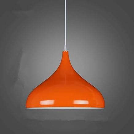 Amazon.it: Lampadari Per Cucina - Arancione / Illuminazione ...