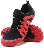 Weweya Barefoot Shoes Men Minimalist Running Cross Training Shoe Gym Wokrout Treadmill Indoor Rowing...