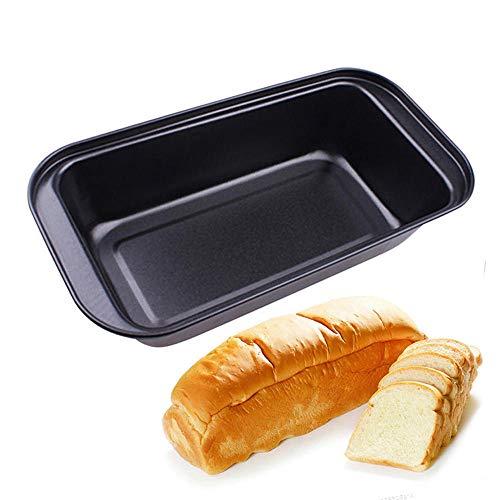 ZKDY No-Stick Gâteau Moule À Pain Ustensiles De Cuisson en Acier Au Carbone Toast Pain Pan-Bread Pan Moule Petits Gâteaux Moules Outils De Gâteau Plat De Cuisson