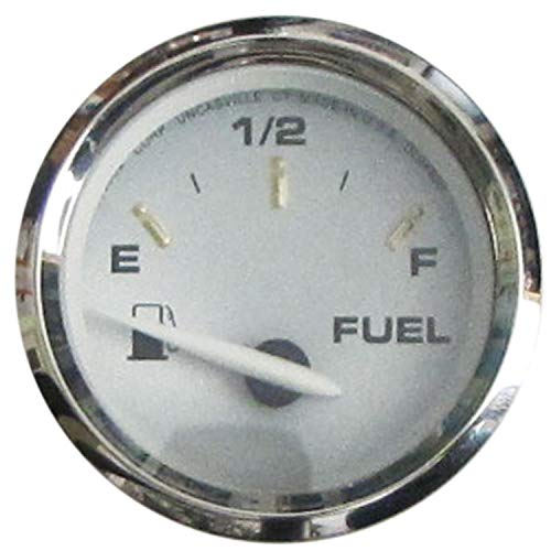 Faria 19001 Kronos Kraftstoffstandsanzeige (E-1/2-F) – 5,1 cm