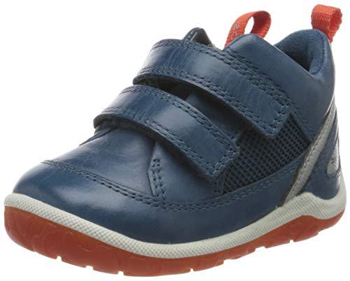Ecco Baby Jungen BIOMMINISHOE Sneaker, Blau (Poseidon 1269), 26 EU