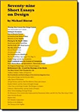 Bierut: 79 Short Essays on Design by Michael Bierut (2007-09-01)