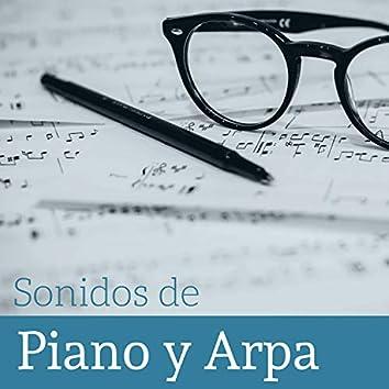 Sonidos de Piano y Arpa - Música Relajante para Aliviar el Estrés
