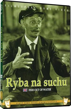 Ryba na suchu (Fish out of wather) box [DVD]