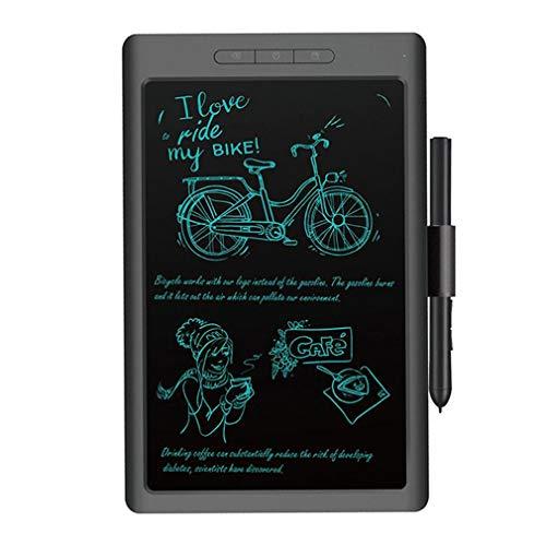 Tableta gráfica Digital Art de 10 Pulgadas 5080LPI con lápiz óptico de presión de Nivel 8192 (Gris)
