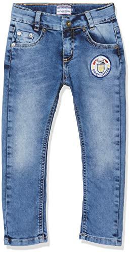 Salt & Pepper Jungen 03120135 Jeans, Blau (Original 099), (Herstellergröße: 128)