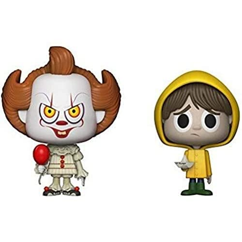 Figurine Horror - 2-Pack Pennywise & Georgie Vynl 10 cm