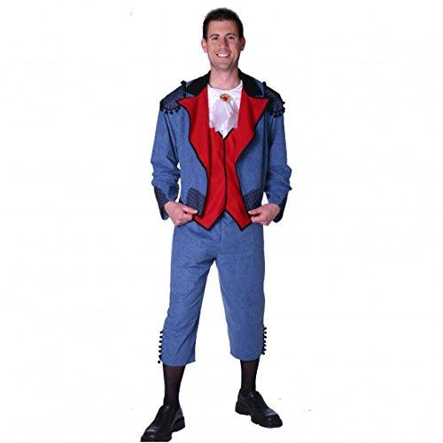 Disfraz de goyesco hombre - Única