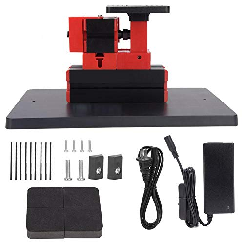 Best Prices! Mini Jigsaw Machine DIY Power Tool for Hardwood Thin Aluminum Sheet 24W US Plug 100-240...