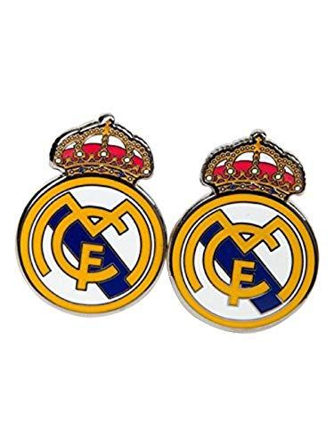 Real Madrid C.F. Cufflinks Crest
