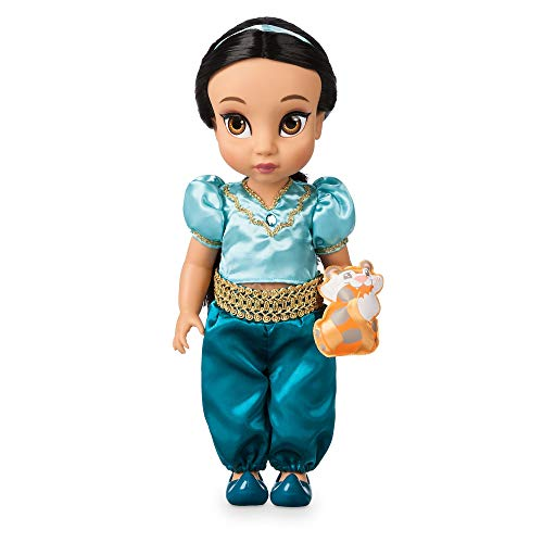 Disney Store Oficial Jasmine Aladdin animador Colección muñeca 39cm de Altura