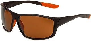 BOZEVON Mens Sports Sunglasses For Cycling Running Baseball Fishing Driving ,Durable & Shatterproof Rectangle Frame,UV400 Protection,Anti-glare