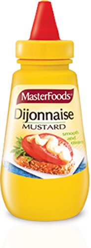 Masterfoods Dijonnaise Mustard Squeezy 250gm