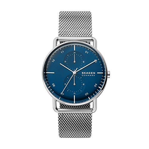 Skagen Men's Quartz Watch with Stainless Steel Mesh Strap Only $69.99 (Retail $175.00)