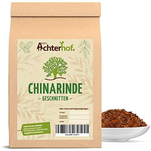 Chinarinde geschnitten | 250g | 100% rein ohne Zusätze | Das Original aus Equador | vom Achterhof