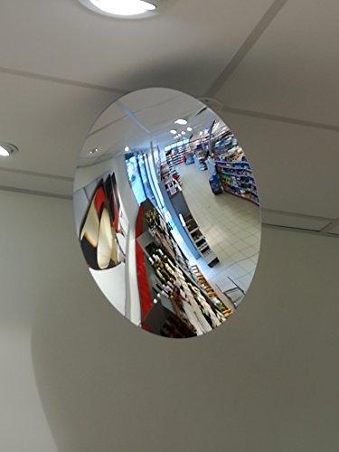Verkehrsspiegel Kontrollspiegel Beobachtungsspiegel Spiegel interior 40 cm