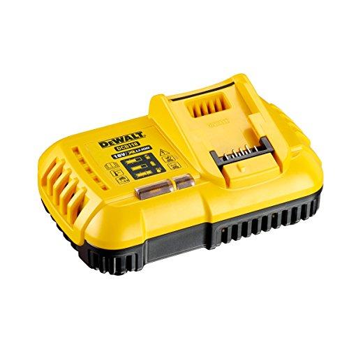 Dewalt dcb118-gb XR Multi-Spannung Schnell Ladegerät, 18V, gelb/schwarz