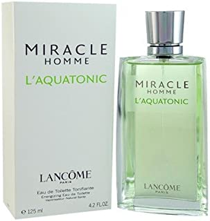 Lancome Miracle Aquatonic Eau de Toilette 125ml Vaporizador