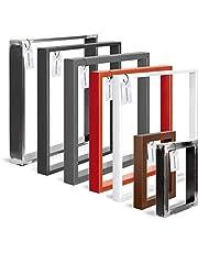 HOLZBRINK Tafelpoot van gesloten profilen 80x20 mm, 1 stuk, HLT-01-C