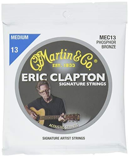 Martin Clapton's Choice Acoustic Guitar Strings - Phosphor Wound...