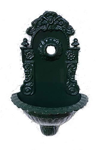 stilarts Wandbrunnen Waschbecken Becken Garten antik Bassena Hahn gratis 39 cm